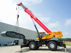 Mobile & Crawler Cranes