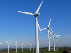 Wind-power plants