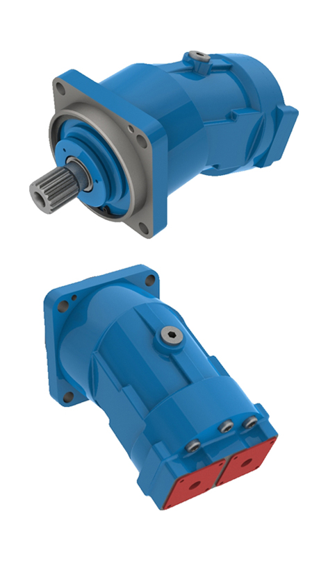 OPT.013 Serie pumps Optima