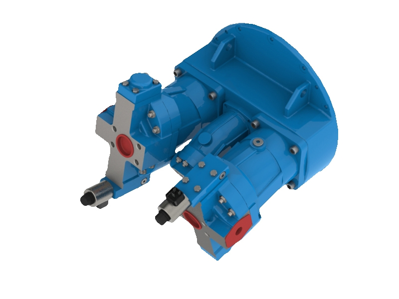OPT.333 Series - Integrated pumping units Optima